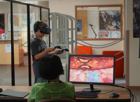 VR in Medicine