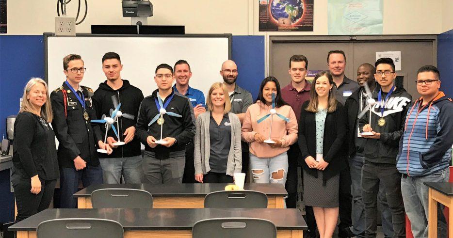 McKinstry STEM Mentor Program in Denver Public Schools