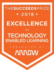 succeeds-prize-award-technology-enabled-award-2018-arrow